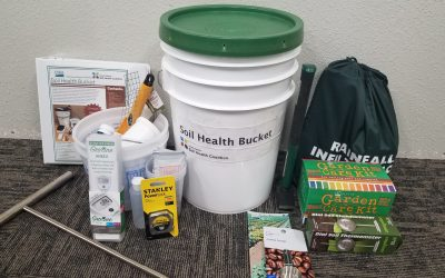 Impacting the Future of South Dakota's Soil Health One Bucket at a Time