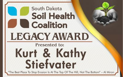 Legacy and Friend of Soil Health Awards Presented at 2020 Soil Health Conference