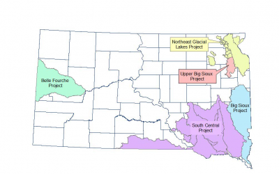 Watershed Projects Throughout The State Improve Water Quality & Soil Health